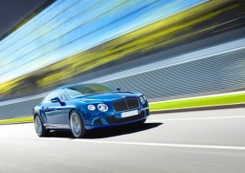 Bentley Continental 2p